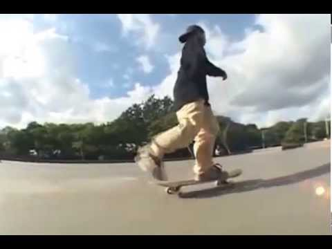 The Motivation - Luan Oliveira Menino Novo Skateboarding Video Brasil 2003  - YouTube 4a4786e94