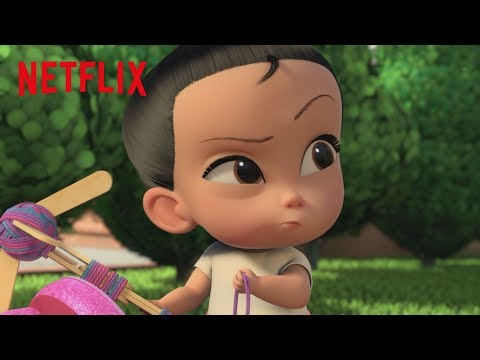 One Bad Baby   The Boss Baby Back In Business   Netflix