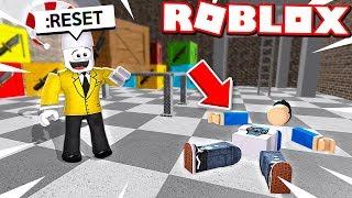 Ich sagte ihm SIMON SAYS REST und er DID IT (Roblox Murder Mystery 2)