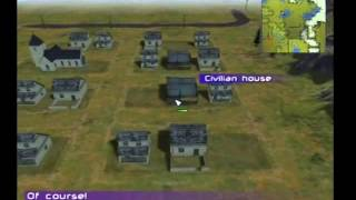 Conflict Zone GHOST 12 Espionage Playthrough Gameplay PS2 Part 1
