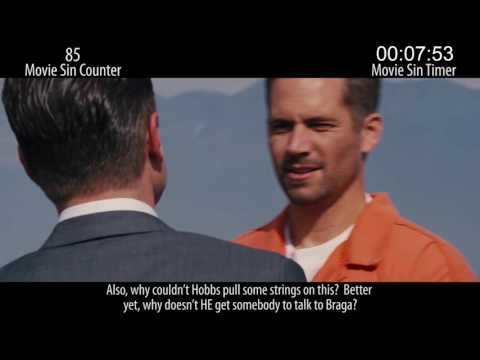 Unbelievable Filmmaker Mistakes in Fast and Furious 6
