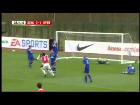 Jay Emmanuel-Thomas Wonder Goal vs Everton Reserves