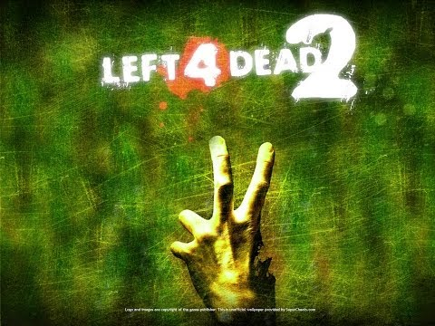 Family Game Nights Plays: Left4Dead2 Ep1 - Dead Center