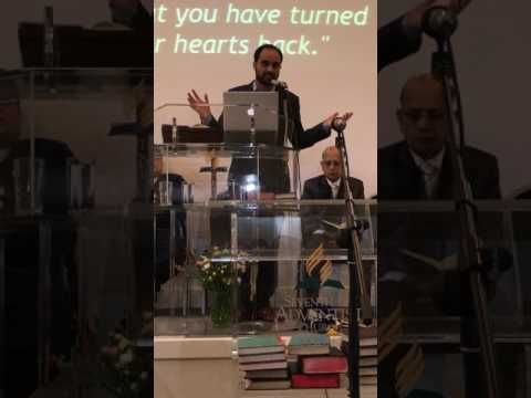 "Raqib Mukhtar: ""Turning Away From Worldly Ways And Turning Towards Godly Ways"""