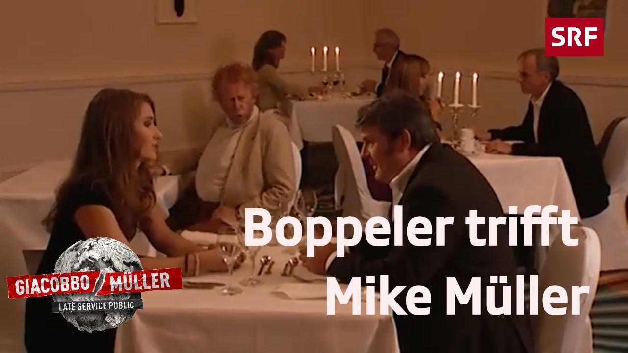 Michael Müller Comedian