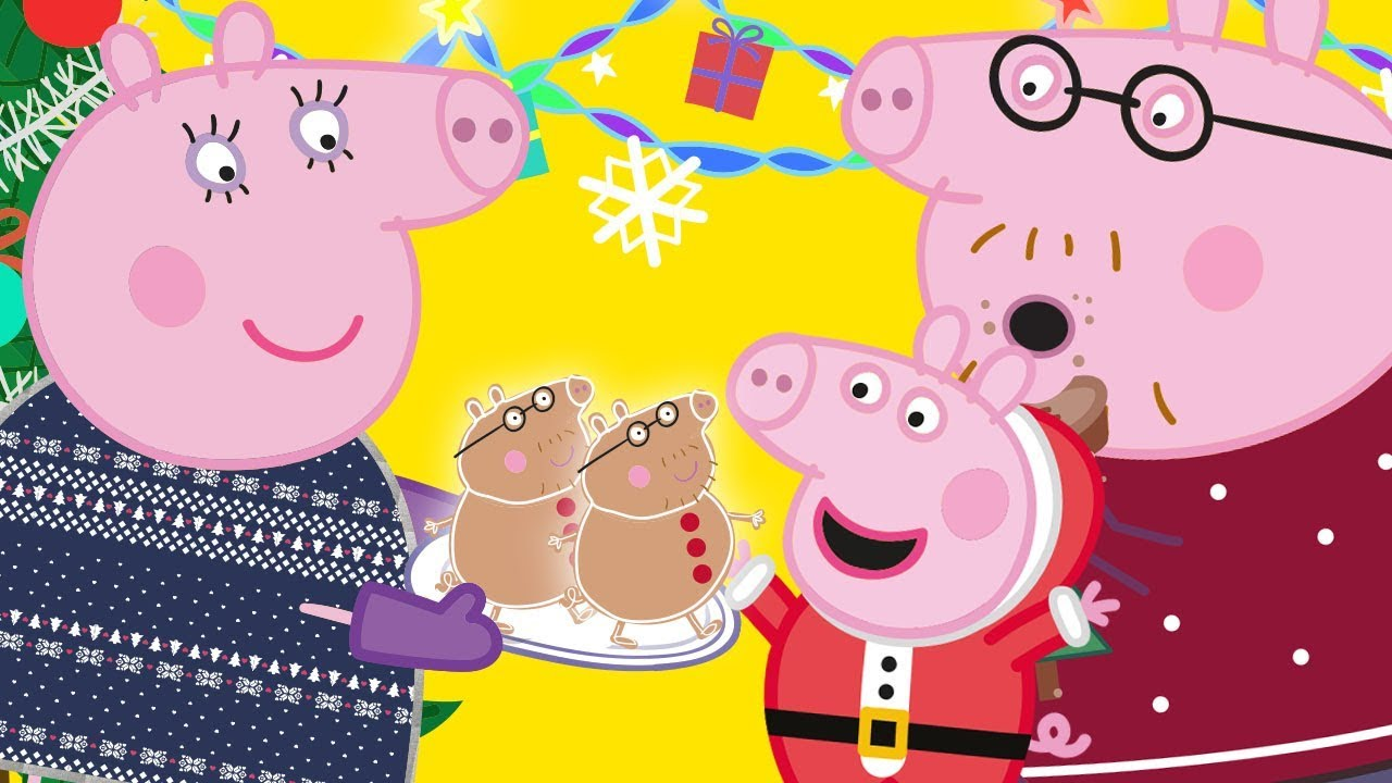 Download Peppa Pig Official Channel 🎄 Peppa Pig Christmas Special Episodes!