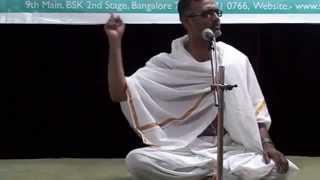 Lecture: Purandaropanishat, by Vid. Champakadhama
