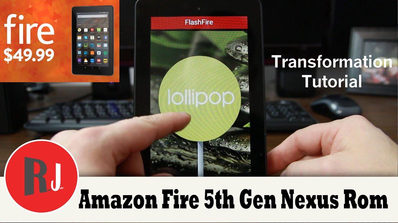 Amazon Fire 7in 5th Gen | RootJunky com