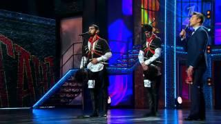 m.kala Дагестанцы на шоу Танцуй, первый канал.