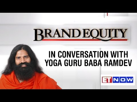 Brand Equity: In Conversation With Yoga Guru Baba Ramdev
