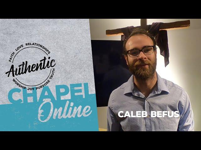 Romans 8 | Caleb Befus