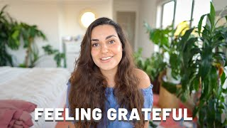 Why I'm Feeling Grateful During This Time