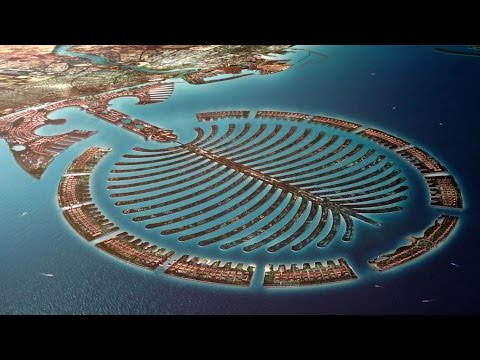 Palm Jumeirah | Documentary | Dubai | Shahrukh Khan Villa Inside | by Rahul Verma