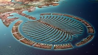 Palm Jumeirah | Island | Shahrukh Khan house inside this Palm | Dubai |