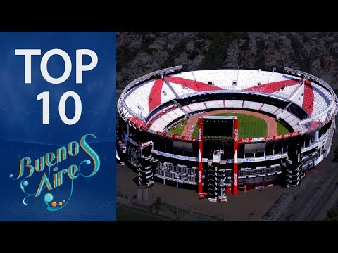 Top 10 Biggest Stadiums in Buenos Aires