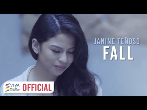 Janine Teñoso - Fall [Official Music Video]