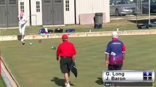 2017 Outdoor Singles - Long (AB) vs Baron (MB)