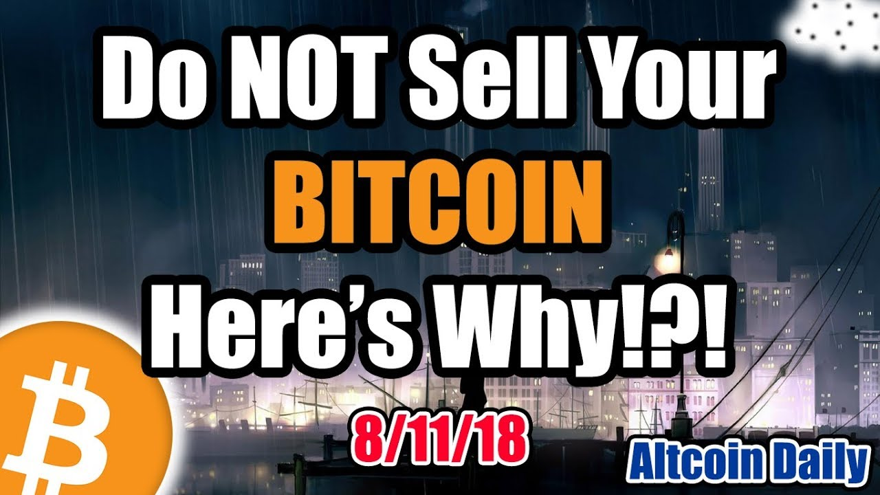 how do you sell your cryptocurrency