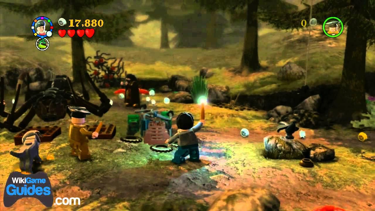 Lego Harry Potter Years 5 7 Walkthrough Year 6 Felix Felicis Part 19 Wikigameguides Youtube