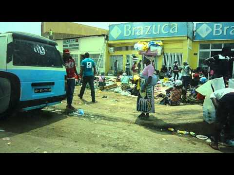 Luanda  Street and style of life