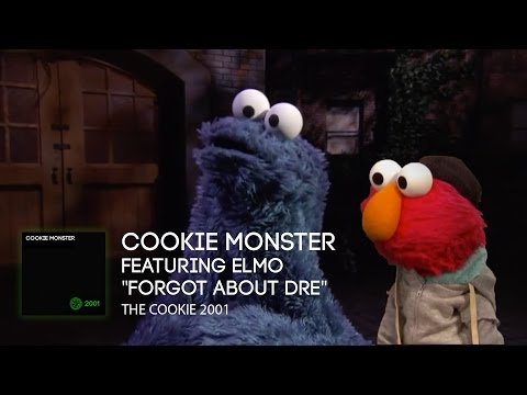 Cookie Monster and Elmo rap 'Forgot About Dre' by Dr. Dre and Eminem