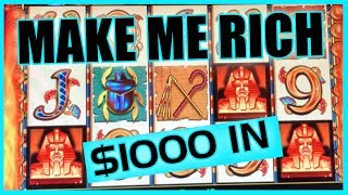💰 $1,000⬆High Limit Slots 🎰 San Manuel Casino🎰 ✦ Slot Fruit Machine Pokies w Brian Christopher