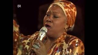 Odetta - He´s got the whole world in his hand - Live 1993