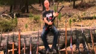 I Like Guns - Steve Lee (with lyrics)