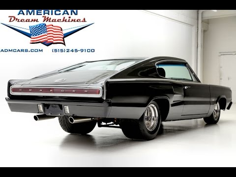 1967 Dodge Charger Pro Street 5 7 Hemi Youtube