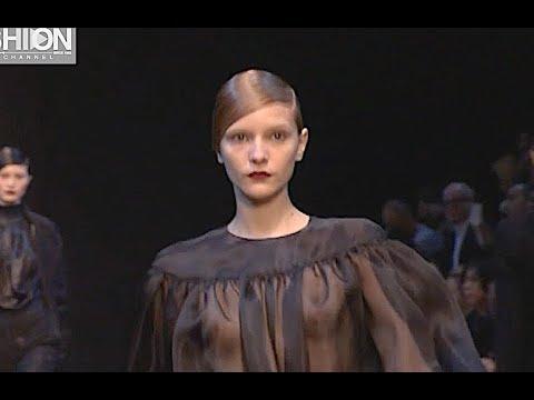 GUY LAROCHE Fall 2012 2013 Paris - Fashion Channel