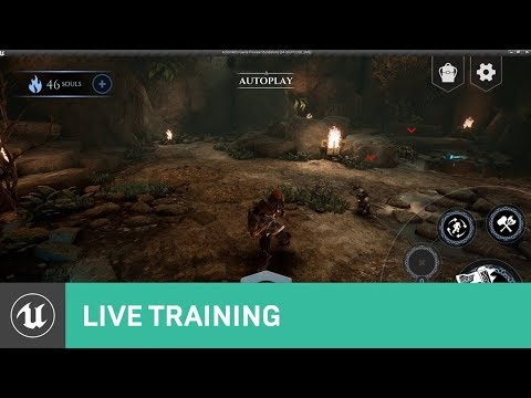 Action RPG: Gameplay Abilities System | Unreal Engine Livestream