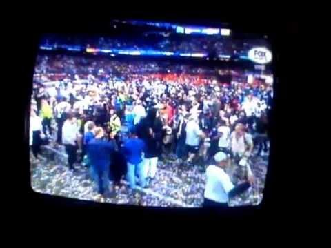 Baltimore wins the Super Bowl XLVII