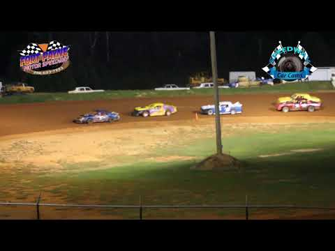 Bomber Feature from 9-9-17 at Fort Payne Motor Speedway