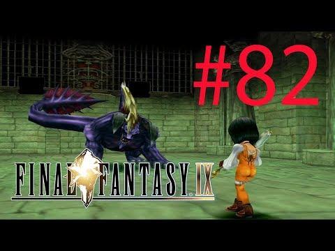 Guia Final Fantasy IX (PS4) - 82 - Trofeo La Dama Dragón