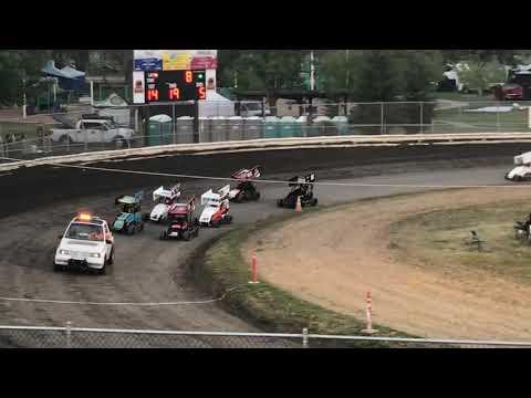Plaza Park Raceway 4/12/19 Jr Sprint Heat Ty