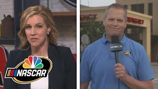 Ryan Newman awake, speaking after harrowing Daytona 500 crash | Motorsports on NBC