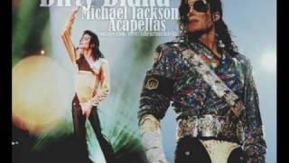 Michael Jackson - Dirty Diana / Acapella (HQ+Download link)