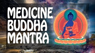 Medicine mantra of Buddha Healing Mantra 108 (!) times Repeat 佛 ॐ Powerful Mantras 2019