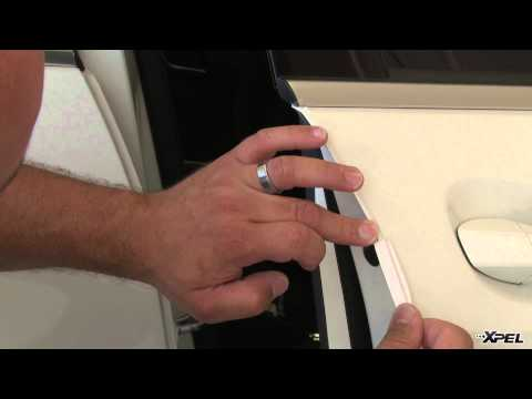 How To Install Door Edge Guard Kit by XPEL DIY