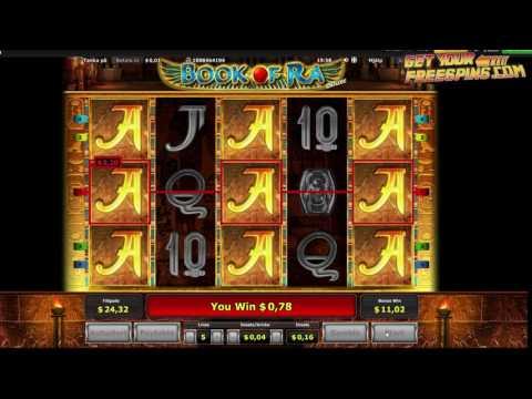 Book Of Ra Bingo (How it works)