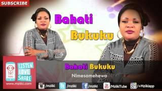 Nimesamehewa | Bahati Bukuku | Official Audio