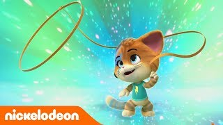 44 Котёнка | Лапша от бабули Пины | Nickelodeon Россия
