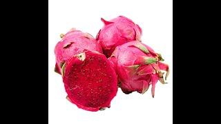 Automatic pitaya pitahayas frขit washing machine | dragon fruit cleaning machine