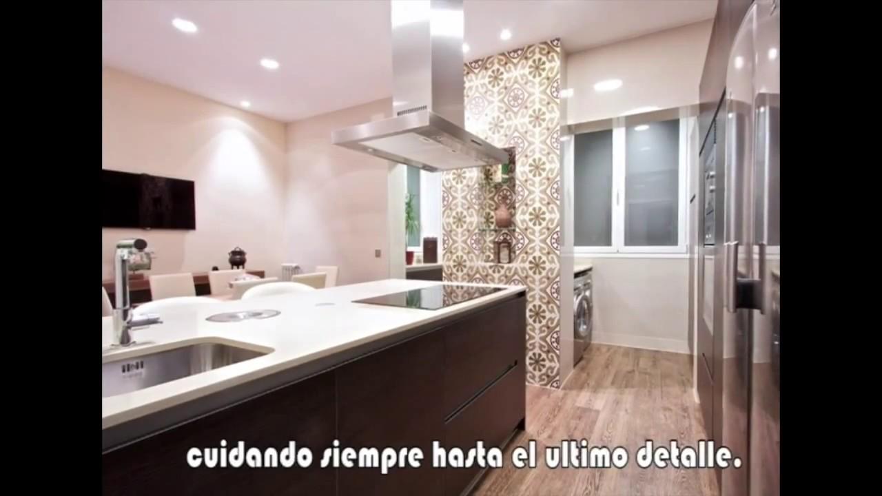 Reforma vivienda por arquitectos madrid youtube - Reforma vivienda madrid ...