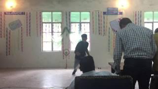 Akash Singh - Teacher's Day