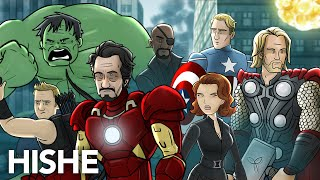 One of How It Should Have Ended's most viewed videos: How The Avengers Should Have Ended