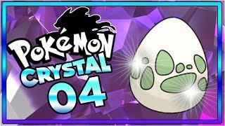 POKÉMON CRYSTAL 04 - O OVO SHINY! SHINY HUNT!