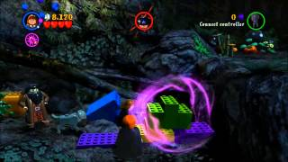 Let's Play Lego Harry Potter Years 1-4 Episode 6: Failz in the Forbidden Forest