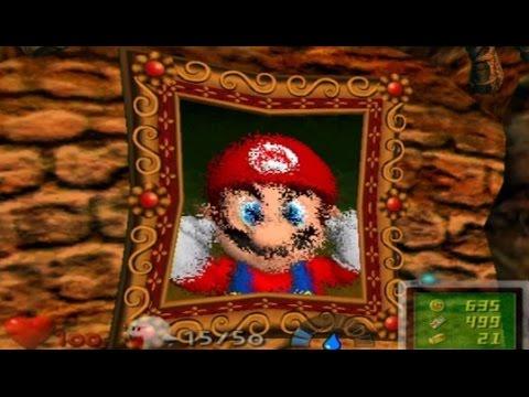 Luigi's Mansion Walkthrough Part 4 - Searching for Mario