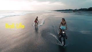 Sexy Bali Beach Motor Surfing